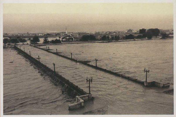 наводнение_мост